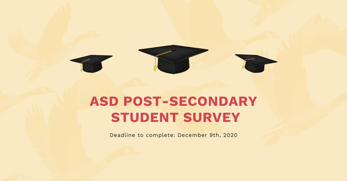 Graduate Student Survey Website Cover Photo